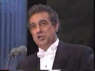 LUCIANO PAVAROTI&PLACIDO DOMINGO Paris 1998